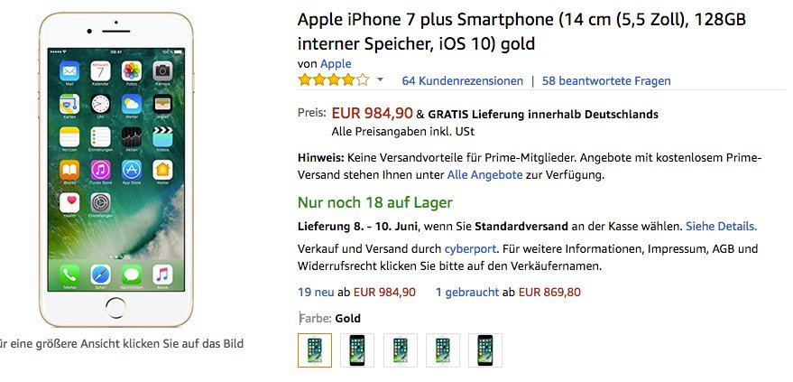 Smartphones sind teuer