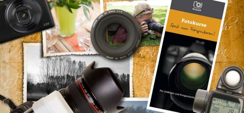 Anfänger Fotokurs - Fotografie Individualkurse für Einsteiger und Fotoamateure