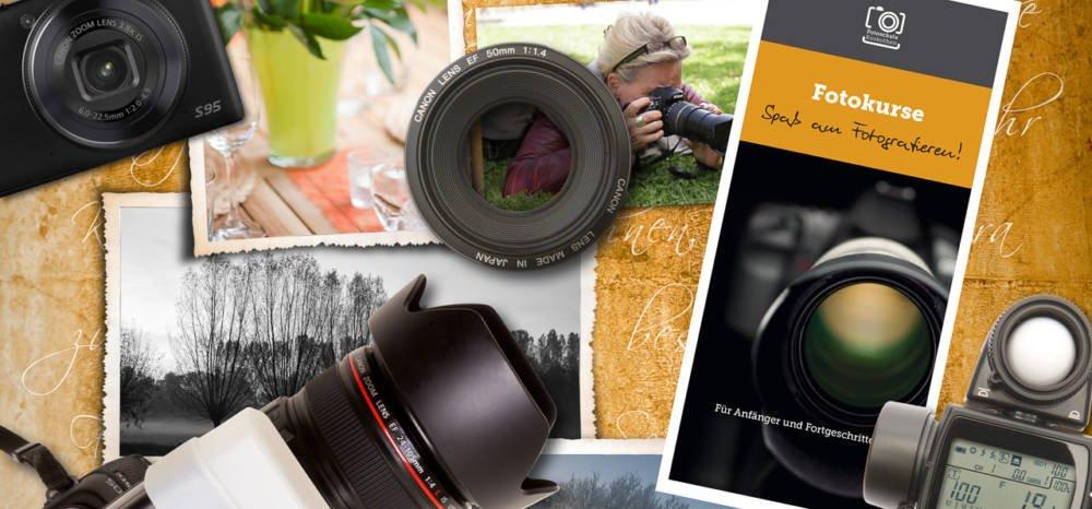 Anfänger Fotokurs - Fotografie Individualkurse für Einsteiger