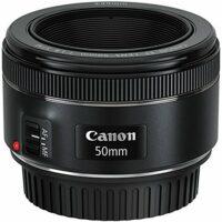 Canon EF 50mm 1:1.8 STM Objektiv - Objektiv Angebote bei Amazon Prime