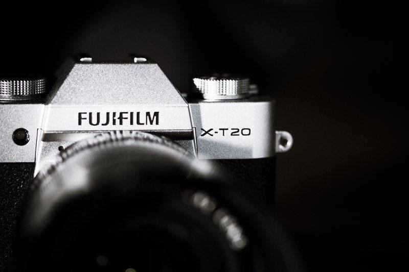 Fujifilm X-T20 Front - Foto: Stefan M.