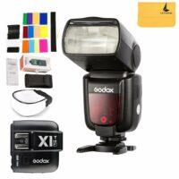 GODOX TT685F HSS 2.4G TTL GN60 Kamerablitz Speedlite High-Speed Sync Extern TTL Für Fujifilm Kamera