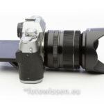 Die Bedienung der Fujifilm X-T20