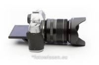 Test Fujifilm X-T20 - Das Klappdisplay