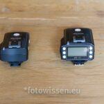 Metz WT-1 Funksender und Funkempfänger - Blitz entfesseln
