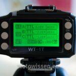 Metz WT-1 Test Blitz entfesseln – Funksender und Empfänger