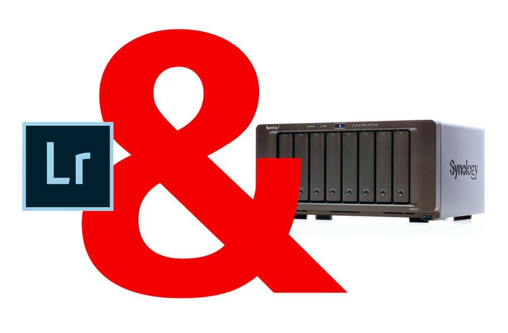 NAS und Adobe Lightroom - Netzwerk-Fotospeicher und Bildbearbeitung