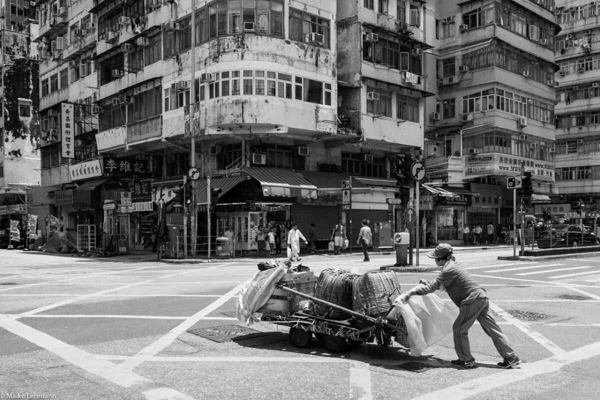 Streetfotografie in Hongkong - ein erster Erfahrungsbericht