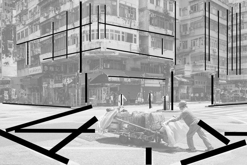 Bildbesprechnung Mikes Hongkong Linien