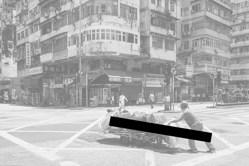 Bildbesprechnung Mikes Hongkong Richtung