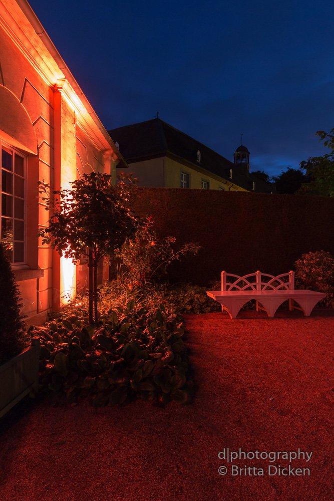parkn chte schloss dyck ehemals illumina fotowissen. Black Bedroom Furniture Sets. Home Design Ideas