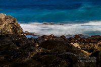 Langzeitbelichtung auf Lanzarote