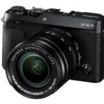 FUJIFILM X-E3 mit 4K-Video, Touchscreen und Bluetooth-Funktion