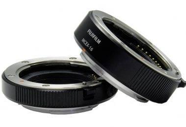 Fujifilm Makro Zwischenring MCEX-11 und MCEX-16 - Makrofotos mit Fujifilm