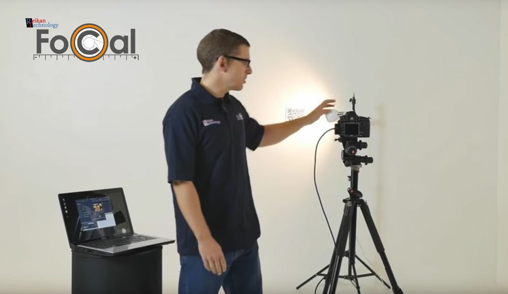 Reikan FoCal 2.5 Frontfokus Backfokus Lösung für Spiegelreflex-Kameras