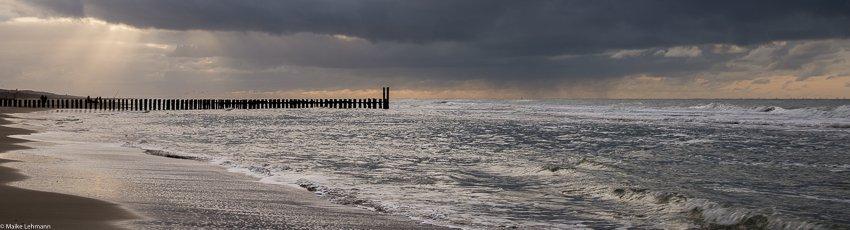 Ein Tag am Meer - Langzeitbelichtungen und Lensbaby