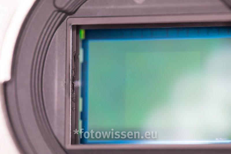 Fujifilm X-T2 Defekt, Garantiefall für den Fujifilm Reparatur-S