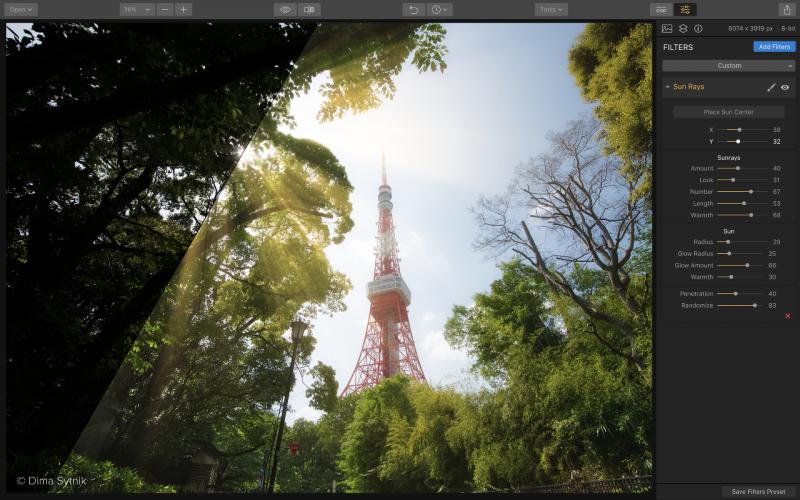 Luminar Neue Sonnenstrahl-Filter - Skylum bringt in Kürze Fotoverwaltung (DAM) - Angriff auf Adobe