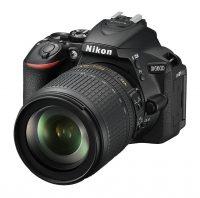 Nikon D5600 Spiegelreflex-Kamera