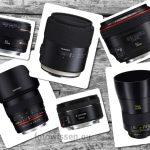 Normalobjektiv für Canon Spiegelreflexkameras