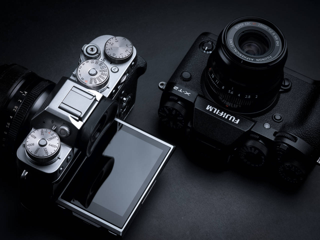 Riesiges Fujifilm Firmware Update