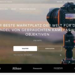 mpb.com – Sicher gebrauchte Objektive und gebrauchte Kameras kaufen und verkaufen