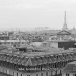 Ein Blick von der Galeries Lafayette