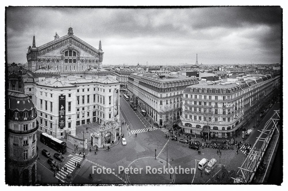Paris Fotos - Fotografieren in Paris