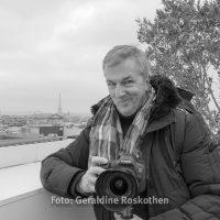Peter Roskothen in Paris 2018 - Paris Fotografien