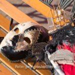 Stillleben Maske
