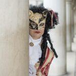 Maske auf dem Markusplatz 2018 - Piazza San Marco