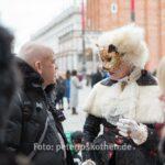 Nach dem Fototermin beim Spritz auf dem Piazza San Marco