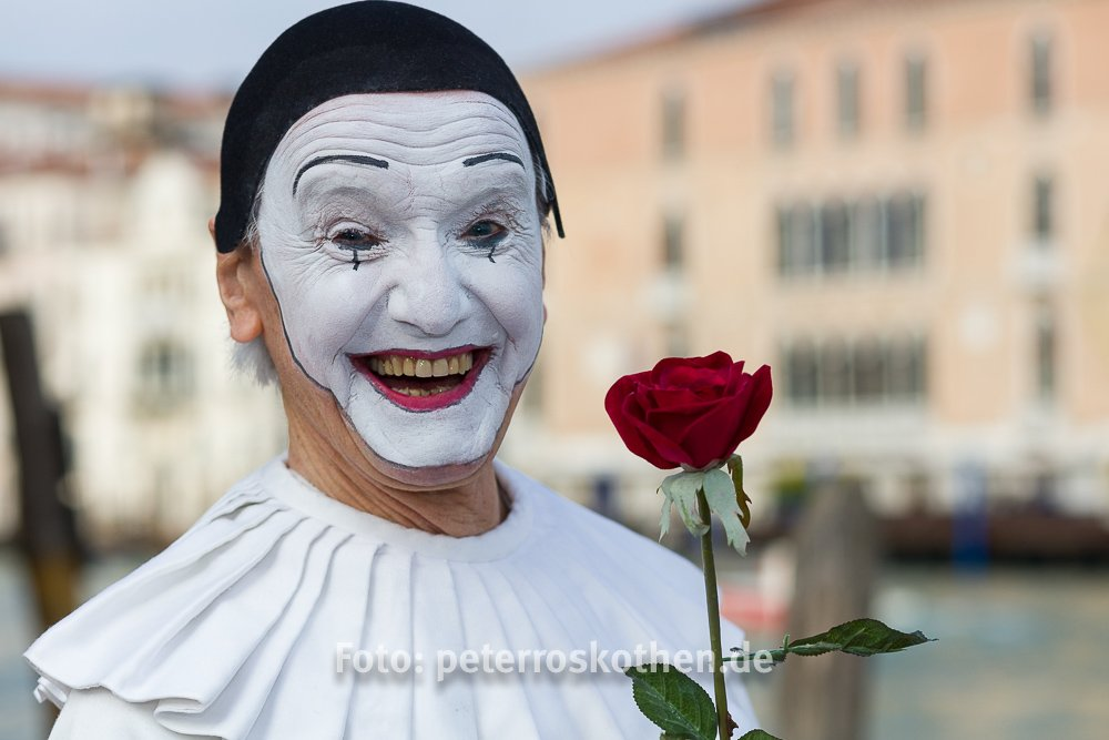 Bilder Karneval in Venedig 2018 - Reisebericht