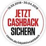 Canon Cashback Objektive kaufen und sparen