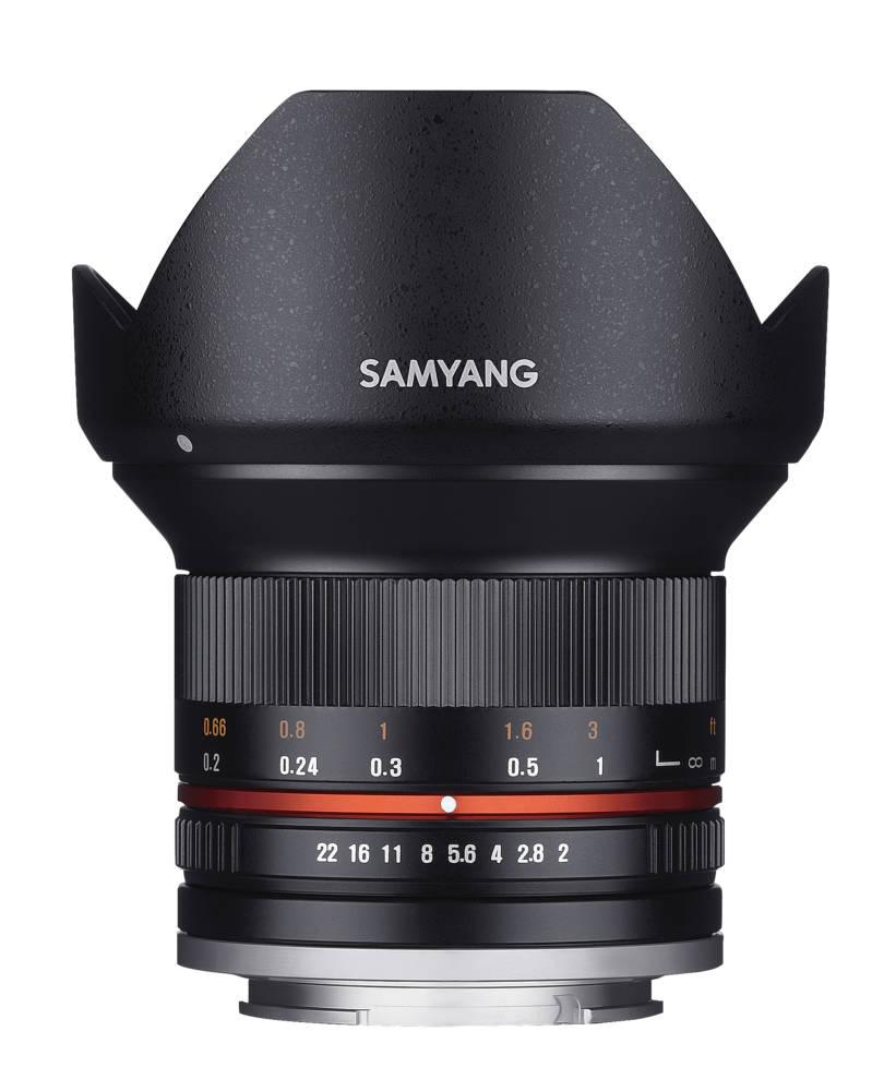 Samyang 12mm Fujifilm X-Mount