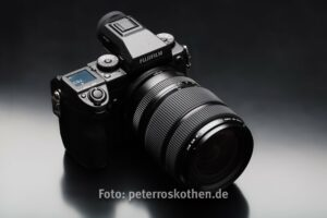 Empfehlung Mittelformatsystemkamera Fujifilm GFX 50S