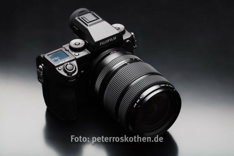 Empfehlung Mittelformatsystemkamera Fujifilm GFX 50S - Mittelformat für Fotoamateure
