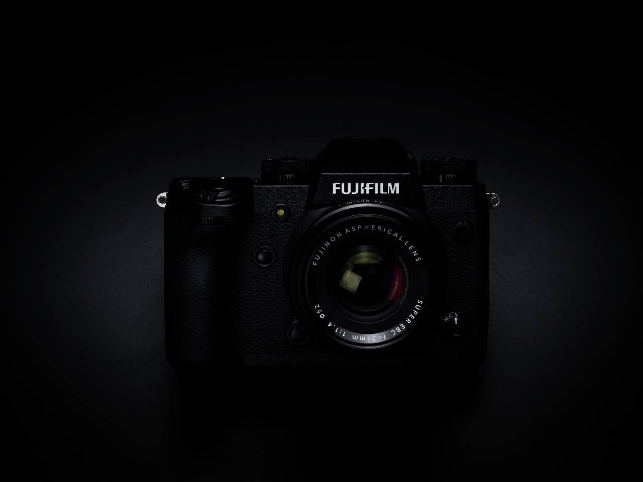 Fujifilm X-H1 spiegellose Systemkamera - Pro und Contra