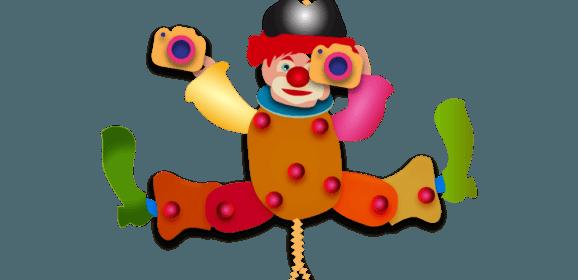 Sind Künstler und Fotografen nur Hampelmänner und Clowns?