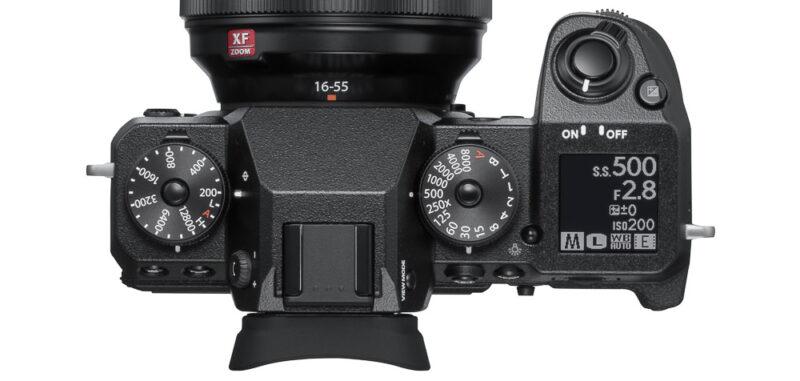 Die neue Fujifilm X-H1