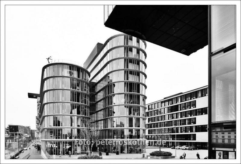 Hafen Düsseldorf Architektur