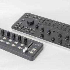 Lightroom blitzschnell bedienen – Midi Controller X-Touch Mini