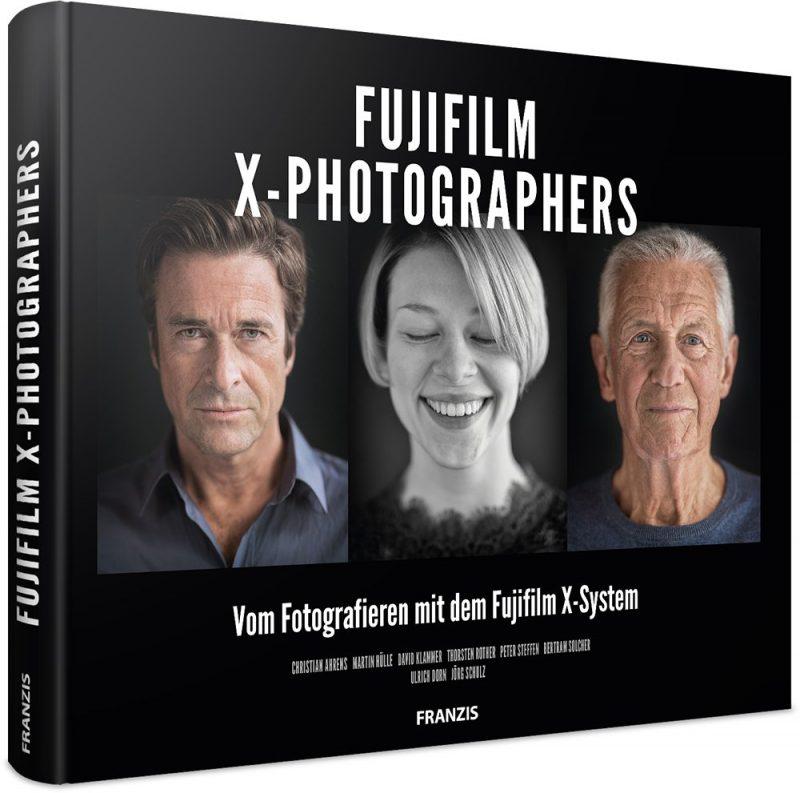 Buch Fujifilm X-Photographers - Franzis Verlag