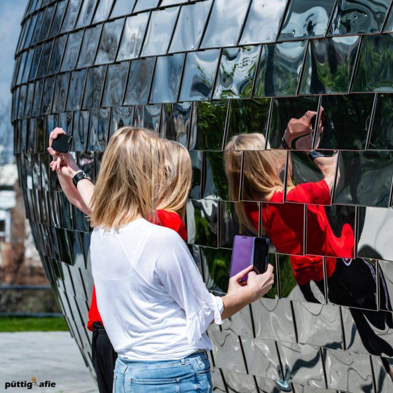 Fotoexkursion Medienhafen Düsseldorf - Bilder André