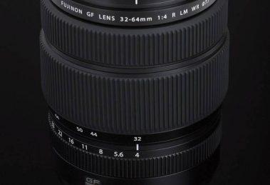 GF32-64mm F4 R LM WR