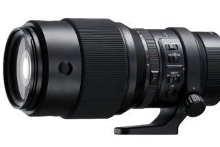 Fujifilm Mittelformat Neuigkeiten - Teleobjektiv und Konverter