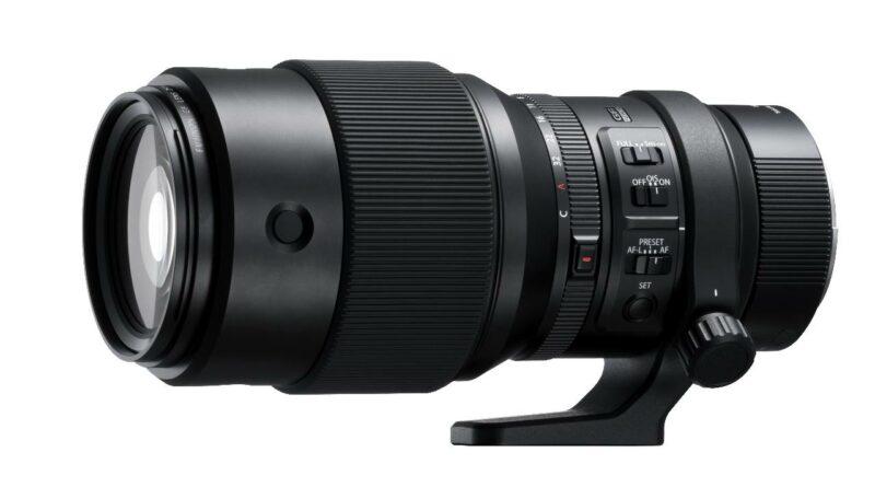 Fujifilm Teleobjektiv GF250mm F4 R LM OIS WR mit Stabilisierung und 1.4fach Konverter
