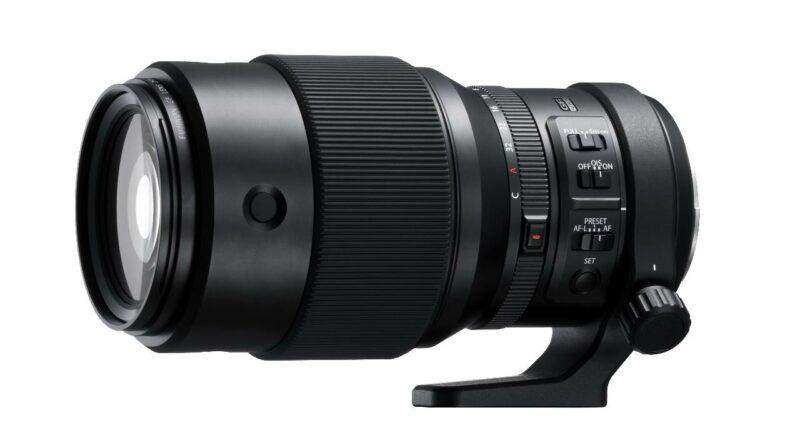 Fujifilm Teleobjektiv GF250mm F4 R LM OIS WR mit Stabilisierung