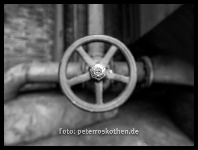 Punkt - LaPaDu Schwarzweiß - Peter Roskothen