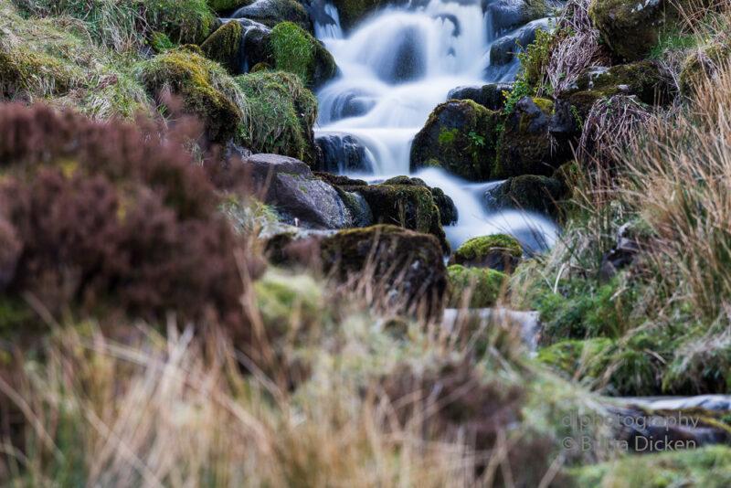 Wasserfall fotografieren